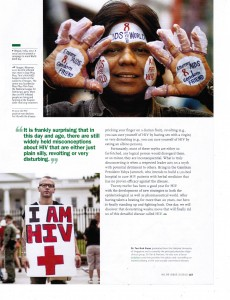 Asian Geographic article on HIV