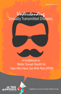 Understanding Sexually Transmitted Diseases (STD): A Guidebook to Better Sexual Health for Man Who Have Sex With Man (MSM)
